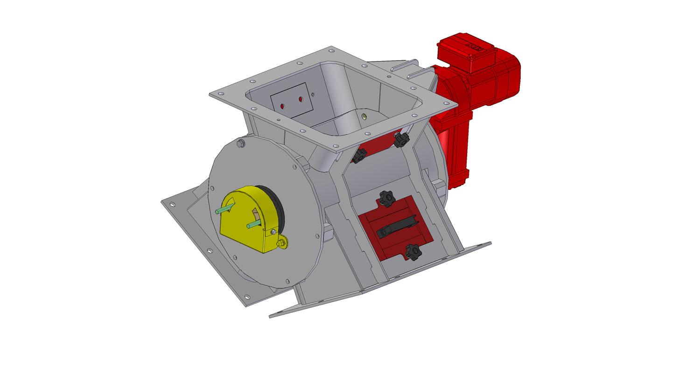 Ротационный клапан (ROK)